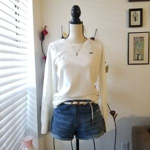 NWT, Hollister pullover sweater, M